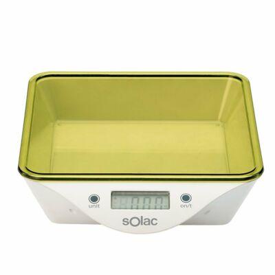 Solac BC6260 Cântar de bucătărie electronic de mare precizie