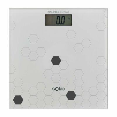 Solac PD7623 Cântar de baie digital Precise